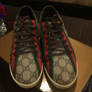 Gucci sneakers 100% authentic